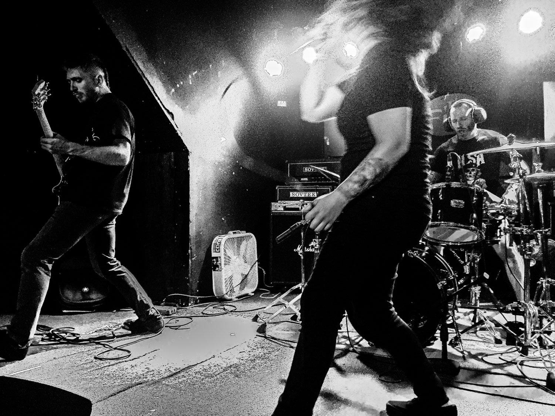 painbody band live july 2018 in philadelphia